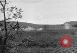 Image of German artillery fire strikes near American troops Volturno River Valley Italy, 1944, second 48 stock footage video 65675053484