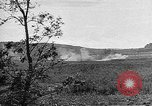 Image of German artillery fire strikes near American troops Volturno River Valley Italy, 1944, second 56 stock footage video 65675053484