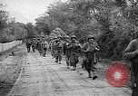 Image of United States troops Volturno River Valley Italy, 1944, second 2 stock footage video 65675053485