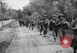 Image of United States troops Volturno River Valley Italy, 1944, second 7 stock footage video 65675053485