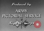 Image of Japanese planes Saipan Northern Mariana Islands, 1944, second 17 stock footage video 65675053486