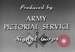 Image of Japanese planes Saipan Northern Mariana Islands, 1944, second 24 stock footage video 65675053486