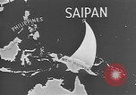 Image of Japanese planes Saipan Northern Mariana Islands, 1944, second 35 stock footage video 65675053486