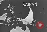 Image of Japanese planes Saipan Northern Mariana Islands, 1944, second 38 stock footage video 65675053486