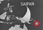 Image of Japanese planes Saipan Northern Mariana Islands, 1944, second 39 stock footage video 65675053486