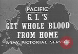 Image of wounded soldiers Pacific Theater, 1944, second 5 stock footage video 65675053487