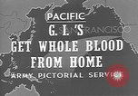 Image of wounded soldiers Pacific Theater, 1944, second 7 stock footage video 65675053487