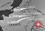 Image of United States Army European Theater, 1944, second 8 stock footage video 65675053492