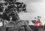Image of Joe Brown Pacific Theater, 1943, second 32 stock footage video 65675053495