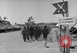Image of U.S. Army Filipino Infantry Regiments in training Camp Roberts and Hunter-Liggett, California USA, 1943, second 16 stock footage video 65675053496