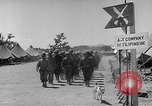 Image of U.S. Army Filipino Infantry Regiments in training Camp Roberts and Hunter-Liggett, California USA, 1943, second 17 stock footage video 65675053496