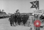 Image of U.S. Army Filipino Infantry Regiments in training Camp Roberts and Hunter-Liggett, California USA, 1943, second 18 stock footage video 65675053496