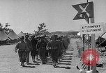 Image of U.S. Army Filipino Infantry Regiments in training Camp Roberts and Hunter-Liggett, California USA, 1943, second 19 stock footage video 65675053496