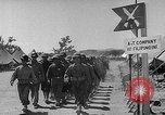 Image of U.S. Army Filipino Infantry Regiments in training Camp Roberts and Hunter-Liggett, California USA, 1943, second 20 stock footage video 65675053496