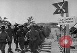 Image of U.S. Army Filipino Infantry Regiments in training Camp Roberts and Hunter-Liggett, California USA, 1943, second 21 stock footage video 65675053496
