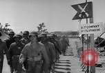Image of U.S. Army Filipino Infantry Regiments in training Camp Roberts and Hunter-Liggett, California USA, 1943, second 22 stock footage video 65675053496