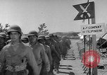 Image of U.S. Army Filipino Infantry Regiments in training Camp Roberts and Hunter-Liggett, California USA, 1943, second 23 stock footage video 65675053496