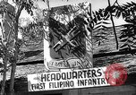 Image of U.S. Army Filipino Infantry Regiments in training Camp Roberts and Hunter-Liggett, California USA, 1943, second 24 stock footage video 65675053496