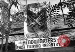 Image of U.S. Army Filipino Infantry Regiments in training Camp Roberts and Hunter-Liggett, California USA, 1943, second 25 stock footage video 65675053496