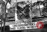 Image of U.S. Army Filipino Infantry Regiments in training Camp Roberts and Hunter-Liggett, California USA, 1943, second 26 stock footage video 65675053496