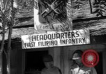 Image of U.S. Army Filipino Infantry Regiments in training Camp Roberts and Hunter-Liggett, California USA, 1943, second 27 stock footage video 65675053496