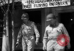 Image of U.S. Army Filipino Infantry Regiments in training Camp Roberts and Hunter-Liggett, California USA, 1943, second 28 stock footage video 65675053496