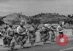 Image of U.S. Army Filipino Infantry Regiments in training Camp Roberts and Hunter-Liggett, California USA, 1943, second 38 stock footage video 65675053496
