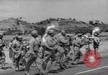 Image of U.S. Army Filipino Infantry Regiments in training Camp Roberts and Hunter-Liggett, California USA, 1943, second 39 stock footage video 65675053496