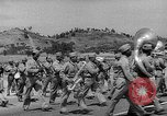 Image of U.S. Army Filipino Infantry Regiments in training Camp Roberts and Hunter-Liggett, California USA, 1943, second 40 stock footage video 65675053496