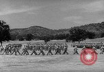 Image of U.S. Army Filipino Infantry Regiments in training Camp Roberts and Hunter-Liggett, California USA, 1943, second 46 stock footage video 65675053496