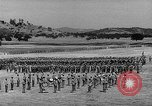 Image of U.S. Army Filipino Infantry Regiments in training Camp Roberts and Hunter-Liggett, California USA, 1943, second 54 stock footage video 65675053496