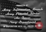 Image of Private Snafu cartoon about fear United States USA, 1945, second 37 stock footage video 65675053498