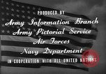 Image of Private Snafu cartoon about fear United States USA, 1945, second 39 stock footage video 65675053498
