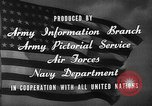 Image of Private Snafu cartoon about fear United States USA, 1945, second 41 stock footage video 65675053498