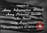 Image of Private Snafu cartoon about fear United States USA, 1945, second 42 stock footage video 65675053498