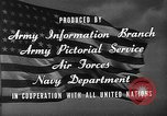 Image of Private Snafu cartoon about fear United States USA, 1945, second 43 stock footage video 65675053498