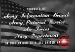 Image of Private Snafu cartoon about fear United States USA, 1945, second 44 stock footage video 65675053498