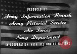 Image of Private Snafu cartoon about fear United States USA, 1945, second 45 stock footage video 65675053498