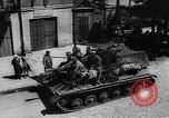 Image of Russian troops Lublin Poland, 1945, second 33 stock footage video 65675053499