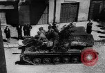 Image of Russian troops Lublin Poland, 1945, second 34 stock footage video 65675053499