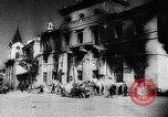 Image of Russian troops Lublin Poland, 1945, second 54 stock footage video 65675053499