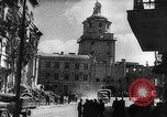 Image of Russian troops Lublin Poland, 1945, second 58 stock footage video 65675053499
