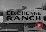 Image of texas ranch lifestyle mid 1940s Kerrville Texas USA, 1945, second 1 stock footage video 65675053501