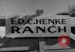 Image of texas ranch lifestyle mid 1940s Kerrville Texas USA, 1945, second 3 stock footage video 65675053501