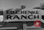 Image of texas ranch lifestyle mid 1940s Kerrville Texas USA, 1945, second 5 stock footage video 65675053501