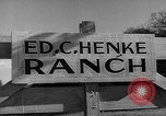 Image of texas ranch lifestyle mid 1940s Kerrville Texas USA, 1945, second 6 stock footage video 65675053501