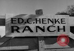 Image of texas ranch lifestyle mid 1940s Kerrville Texas USA, 1945, second 7 stock footage video 65675053501