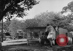 Image of texas ranch lifestyle mid 1940s Kerrville Texas USA, 1945, second 41 stock footage video 65675053501