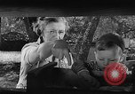 Image of texas ranch lifestyle mid 1940s Kerrville Texas USA, 1945, second 46 stock footage video 65675053501
