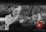 Image of texas ranch lifestyle mid 1940s Kerrville Texas USA, 1945, second 47 stock footage video 65675053501
